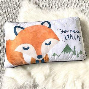 ⬇️ New Fox pillow